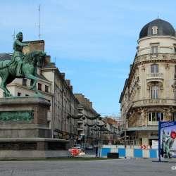 Barrière St Marc à Orléans
