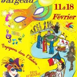 Carnaval Jargeau 2018